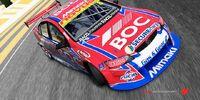 2011 8 Team BOC Commodore VE