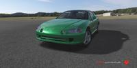 1995 CR-X Del Sol SiR