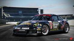 2011 23 Alex Job Racing 911 GT3 Cup