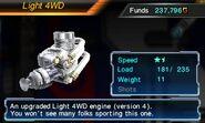 4WD Engine V4
