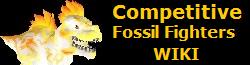 Competitive wordmark