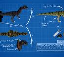 Dilophosaurus venenifer