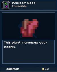 Pinkbloom Seed