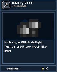 Nailery Seed