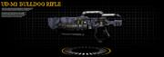 UD-M1 BUlldog Rifle