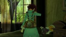 Seto Crying Over Chiyo