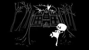 Oswald Asylum unuse cutscene