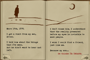 Leon's journal page 19-20