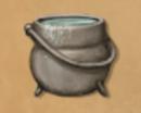 Water Filled Pot