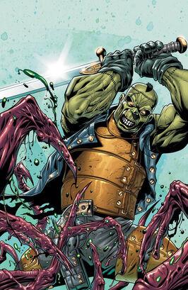 Frankenstein Agent of SHADE Vol 1 9 Textless