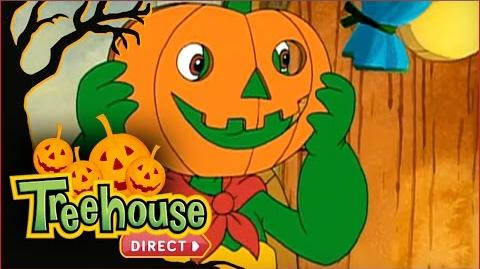 Franklin Franklin Has a Sleepover Franklin's Halloween - Ep. 4