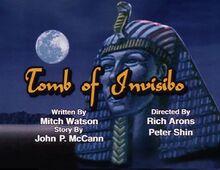 Tomb of invisibo