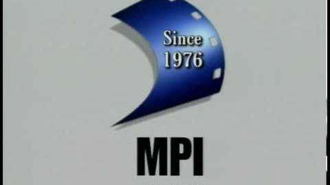 """MPI Home Video Logo """"Filmstrip"""""""