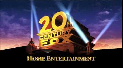 20th Century Fox Home Entertainment Logo 2009-2010