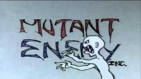The variants of the Mutant Enemy Logo