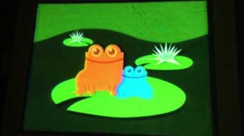 Nick Jr. Frogs Break (2003)