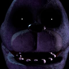 Another image of the hallucination Bonnie.