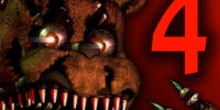 Five Nights at Freddy's 4 (Mobile)