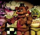 Freddy Fazbear's Pizza