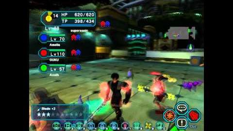 Free Candy plays PSO - Part 1