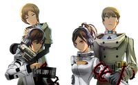 The protagonists FW