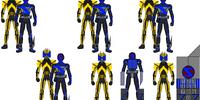 Kamen rider Dyna (Episode 1) X Y Zeta