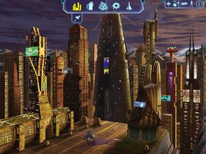 Planet Manhattan