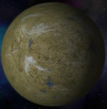 Planet Houston