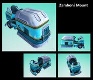 Zamboni mount pub 500