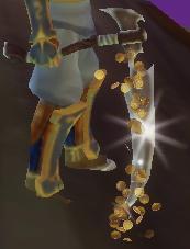 Ninja's Flair Shard of Prosperity
