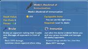 Medic's Shockrod of Immunization item