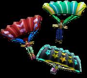 Parachute summer kick-off