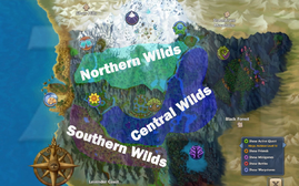 Free Realms Wilds Regions-0