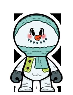 File:Snowman Bandana.png