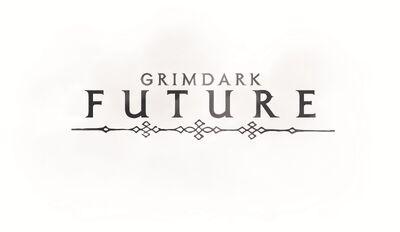 Grimdark future logo