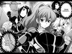 Zero Chapter 25 Cover