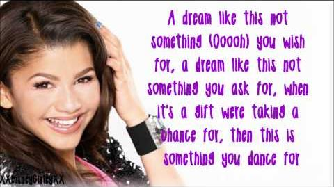 Something To Dance For - Zendaya - Lyrics *FULL SONG*