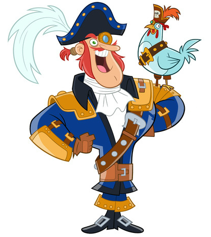 File:Nickelodeon Fresh Beat Band of Spies Captain Arrrgh Main.png