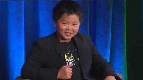 """Hudson Yang """"Fresh Off the Boat"""" Talks at Google"""