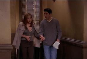 Ross & Rachel (3x21)