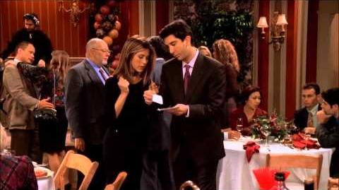 Friends - HD - Ross & Rachel's Fake Marriage