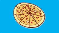 Pizza's Cutie Mark