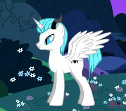 Sadow Yatsumaru as a Pony