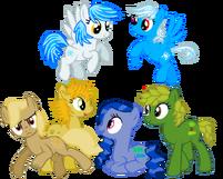 Biome Ponies