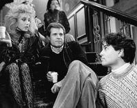 Fright Night 1985 Morgan Fairchild Tom Holland Chris Sarandon