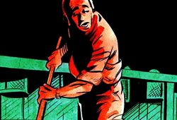 Fright Night Comics Barney the Janitor