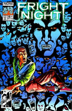Fright Night the Comic Series 18
