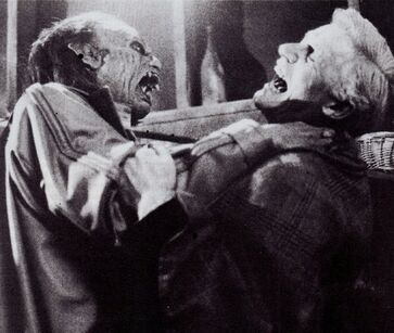 Fright Night 1985 Chris Sarandon Roddy McDowall