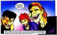 Fright Night Comics Dana Donna Evil Ed Vampires