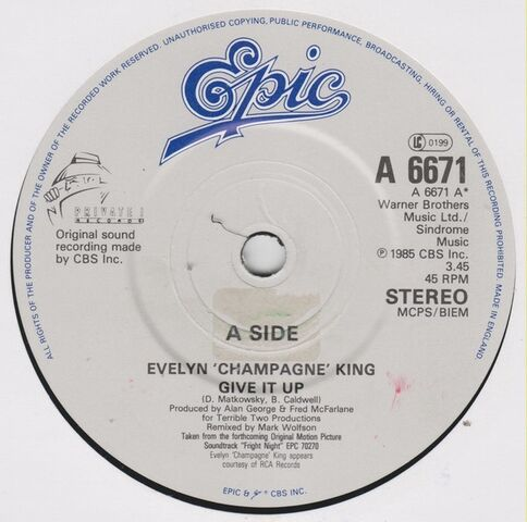 File:Evelyn Champagne King and Sparks 7 inch UK single 03.jpeg